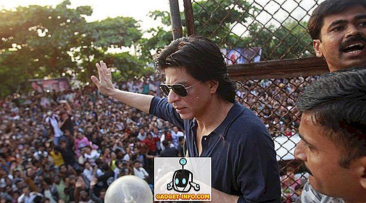 Zu Shah Rukh Khans 49. Geburtstag reisen seine Filme durch diese minimalistischen Plakate