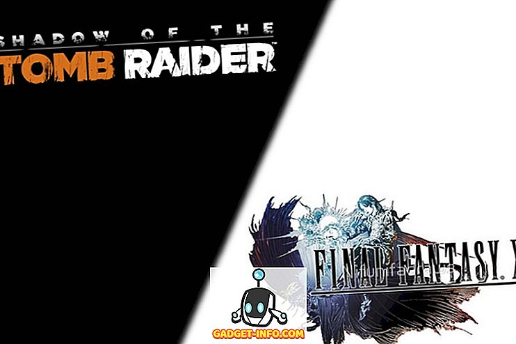 Square Enix تؤكد Final Fantasy XV و Shadow of the Tomb Raider Crossover