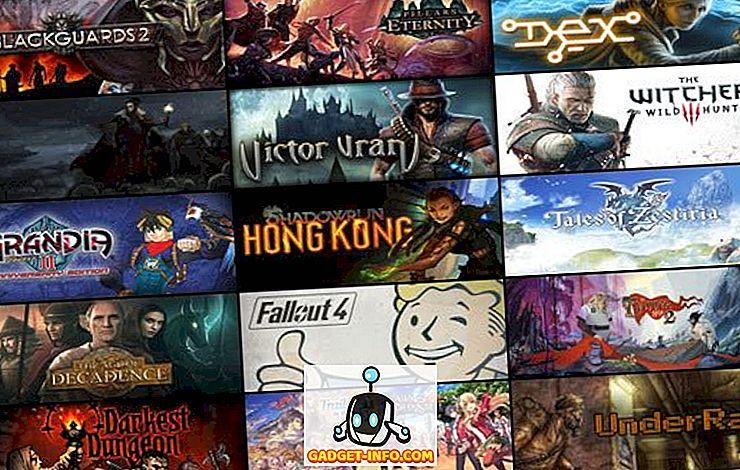 15 Bedste RPG spil til pc