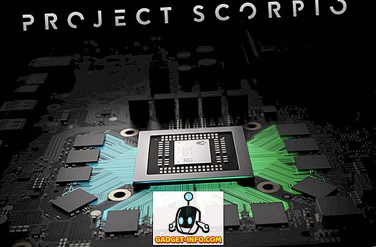 mängimine - Xboxi projekt Scorpio: kõik, mida pead teadma