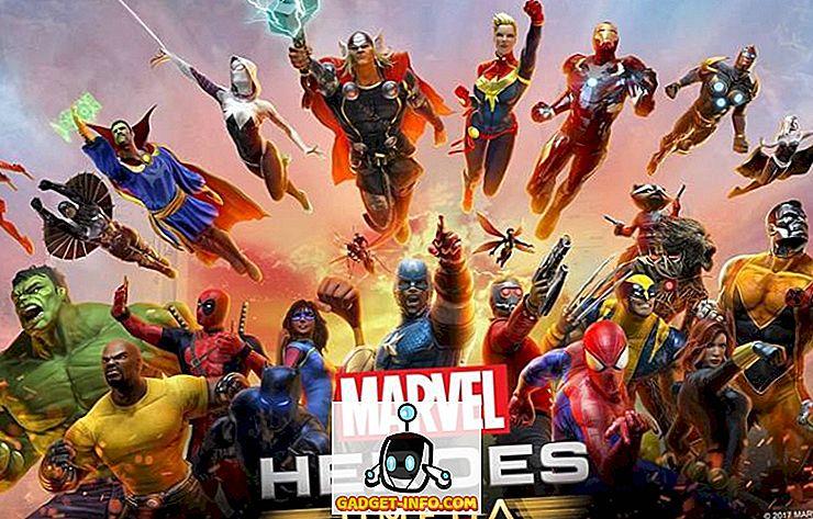 15 beste Marvel-Spiele aller Zeiten, die Sie spielen können