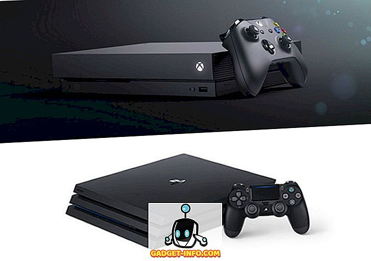 Xbox One X vs PS4 Pro: Perbandingan Cepat