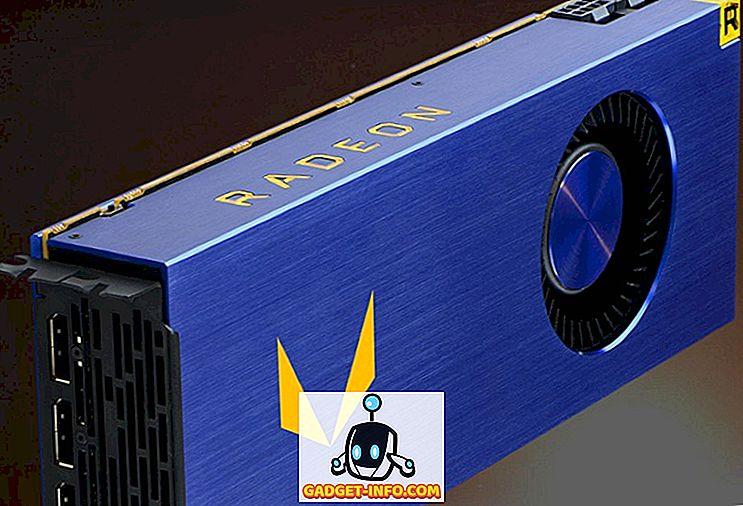 AMD Radeon Vega FE vs NVIDIA Titan XP: ātrs salīdzinājums