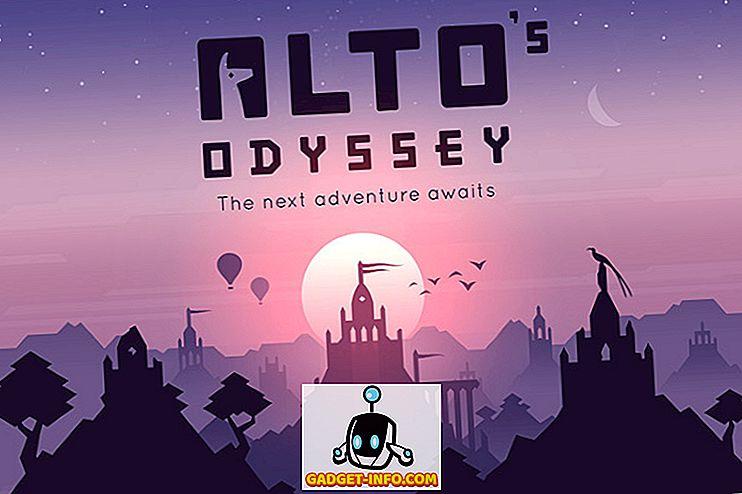 Jeg spillede Alto's Odyssey på iPhone, og det er Awesome