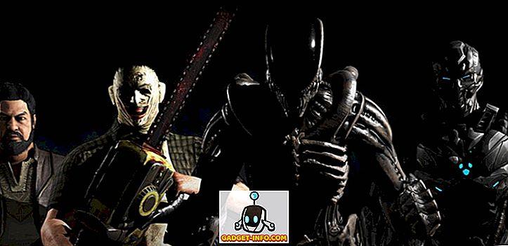 15 Fantastiska spel som Mortal Kombat du kan spela - gaming - 2019