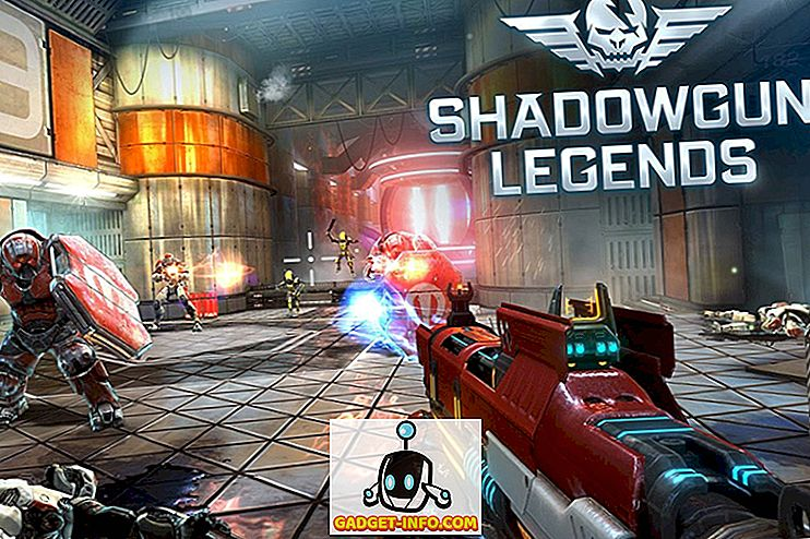 10 Cool spil som Shadowgun Legends du burde spille
