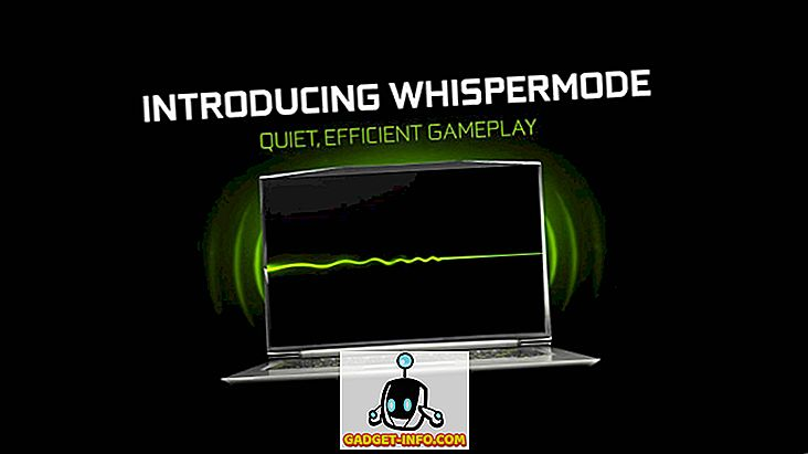 Как да активирате и персонализирате NVIDIA Whisper Mode
