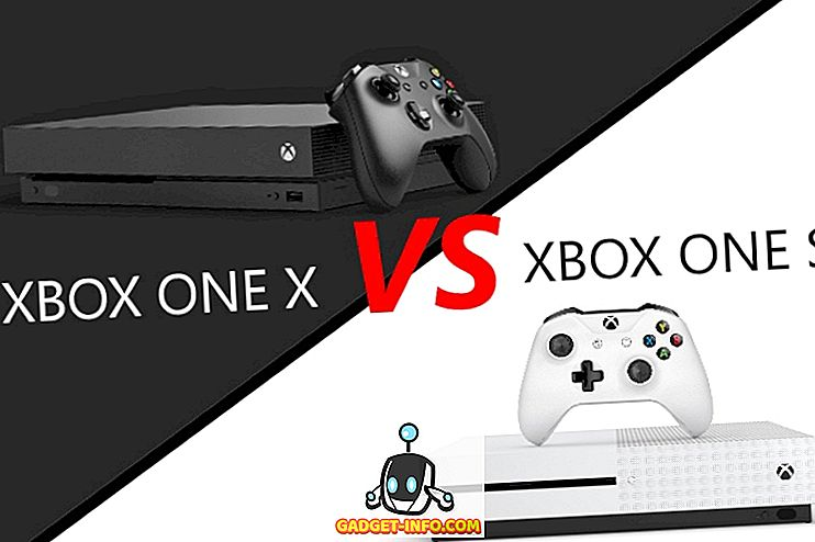 Xbox Един X срещу Xbox Един S: Кой е точно за вас?