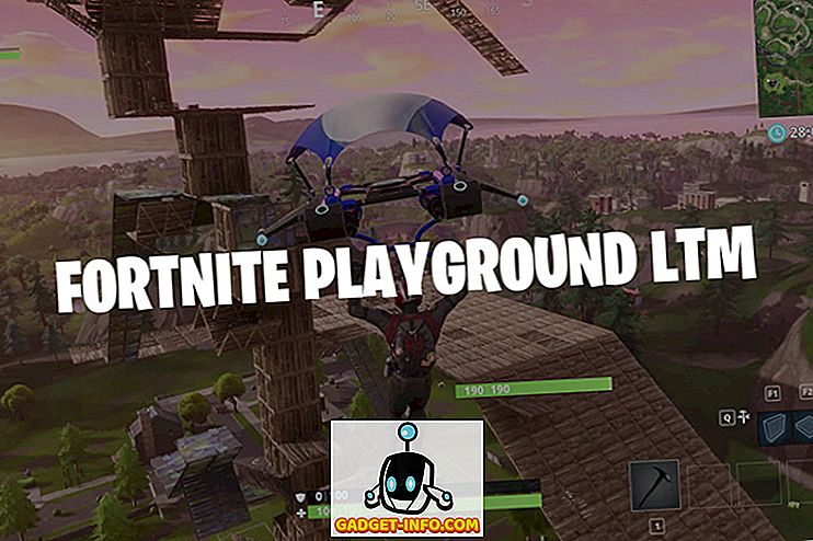 Fortnite's New Playground Limited Tidsmodus er utroligt sjovt