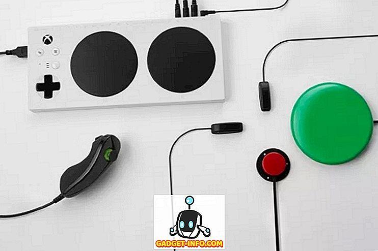 Xboxi adaptiivne kontroller enne tellimist, saabudes septembris