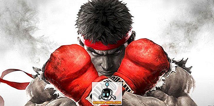 Gaming - 15 beste Kampfspiele, die Sie spielen sollten