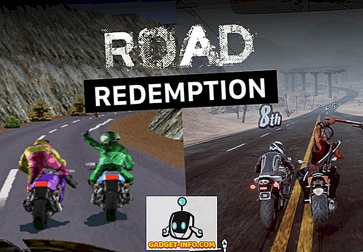 Road Redemption Review: Cestovni osip na steroidima