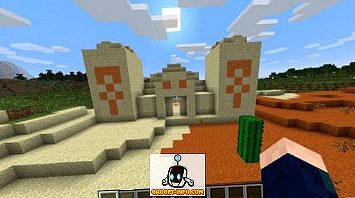 25 najboljih Minecraft sjemenki koje biste trebali istražiti