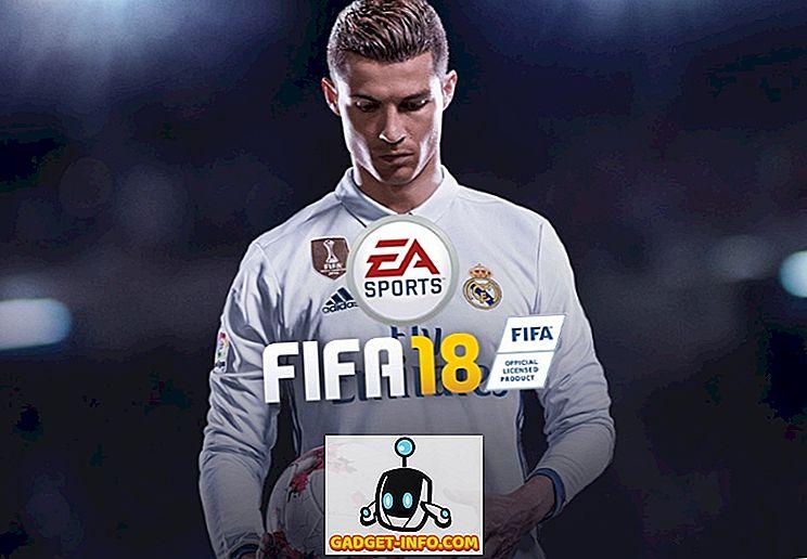 الألعاب - كيفية أداء مهارة التورنيدو بسهولة في FIFA 18