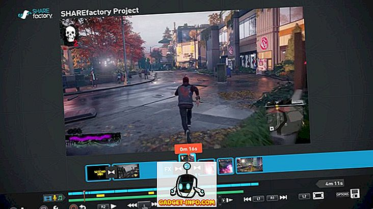 Sådan bruges SHAREfactory til at redigere gameplay videoer på PS4