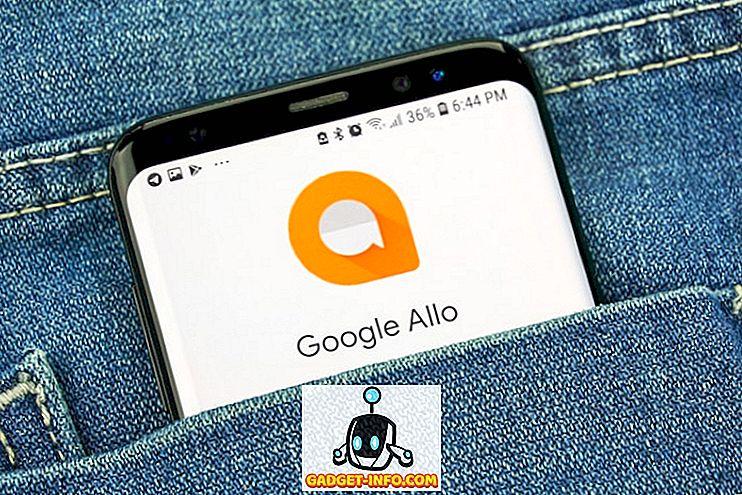 Sådan eksporterer du Google Allo-data