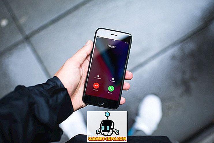 Hoe automatisch telefoontjes worden beantwoord in iOS 11