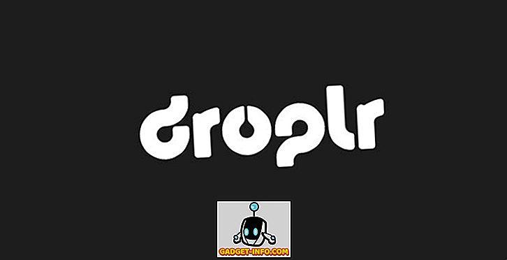 कैसे आसानी से फ़ाइलें साझा करने के लिए Droplr का उपयोग करें