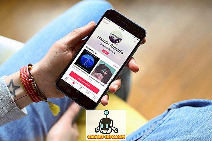 Comment créer un profil Apple Music dans iOS 11
