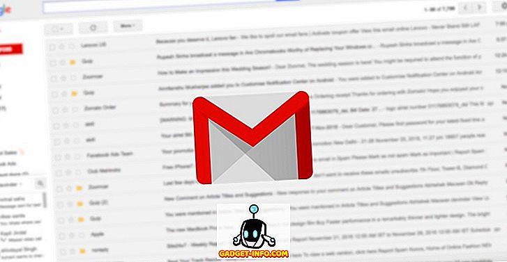 Mitme e-kirja edastamine Gmailis