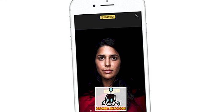 hvordan - Sådan bruges portrætbelysning på iPhone 8 Plus og iPhone X