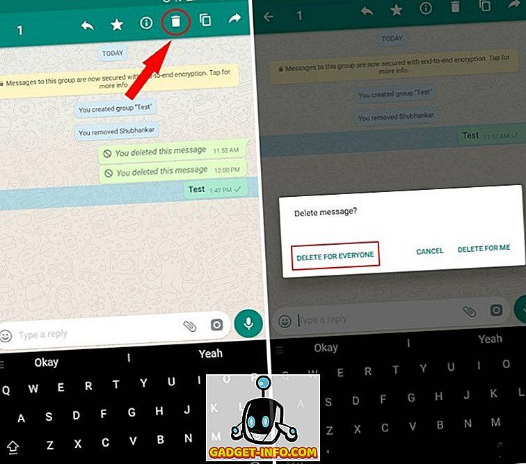 Image result for 11- حذف رسالة محددة داخل الدردشة