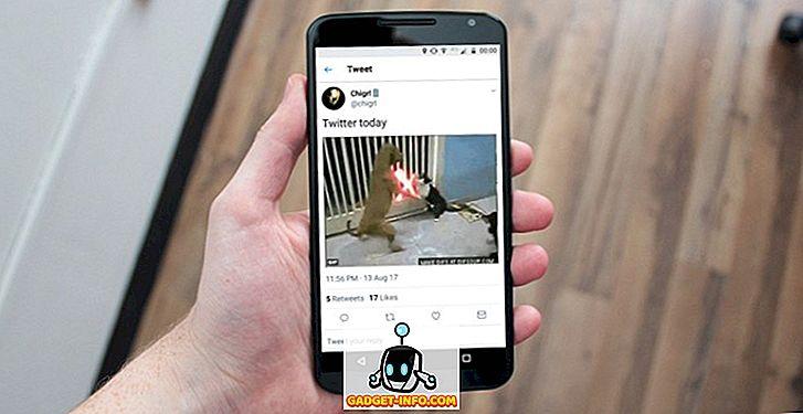 어떻게: 전화로 Twitter에서 GIF를 다운로드하는 방법