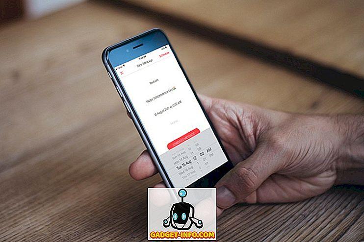 So planen Sie Textnachrichten auf dem iPhone