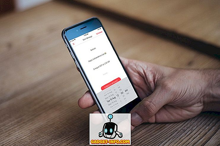 hoe: Hoe SMS-berichten plannen op iPhone