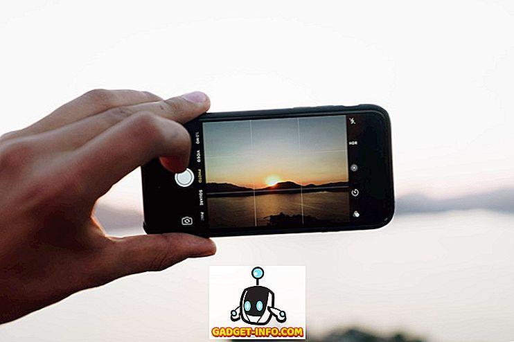 Как да промените стандартните изображения и видео формати в iOS 11