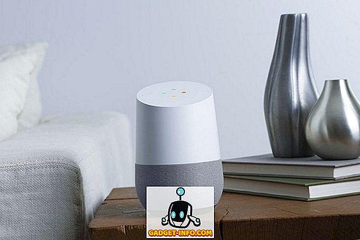 Sådan tilføjes flere brugerkonti på Google Home