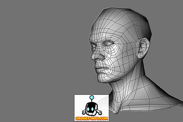 Kā izveidot 3D sejas modeli, izmantojot vienu attēlu