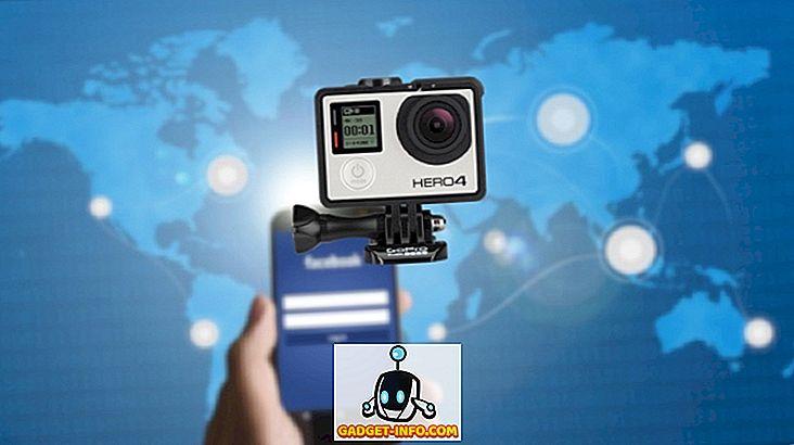 Kā Live Stream pakalpojumā Facebook no GoPro kameras