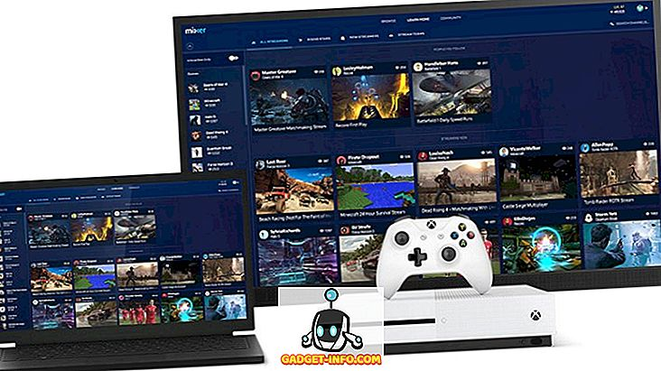 Games streamen met Microsoft Mixer op Windows 10