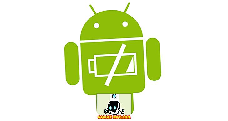 Hoe u de batterij van uw Android-telefoon langer kunt laten duren