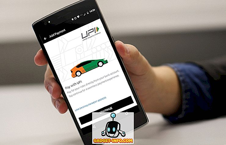 Jak nastavit platby UPI v Uber (Guide)