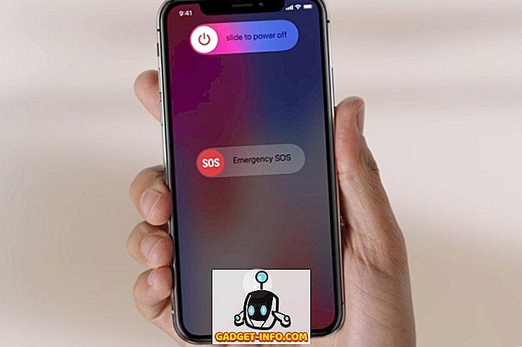 Kā izslēgt iPhone X (ceļvedis)