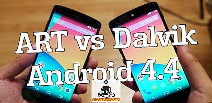 कैसे - Dalvik बनाम ART: किटकैट में पेश किया गया Android का भविष्य रनटाइम