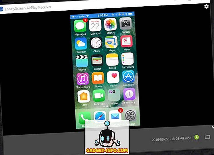 كيفية تسجيل شاشة iPhone على ويندوز وماك