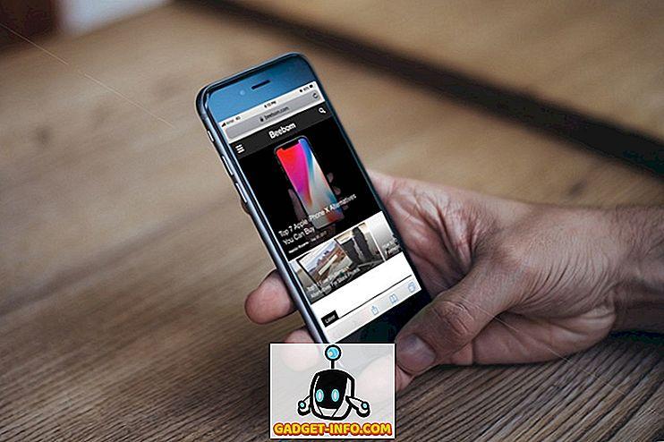 Speichern von Webseiten als PDF in iOS 11