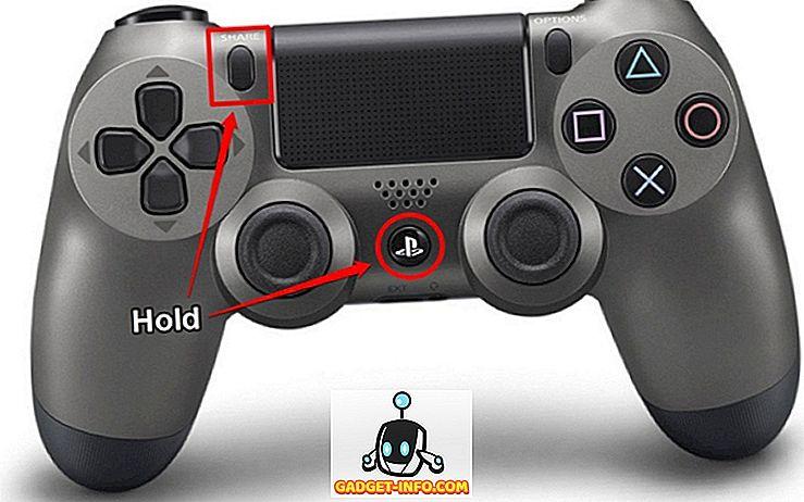 De Dualshock 4 Controller Van De Ps4 Gebruiken Op Pc