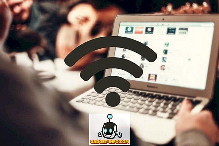 Как да преглеждате записаните пароли за WiFi на вашия Mac