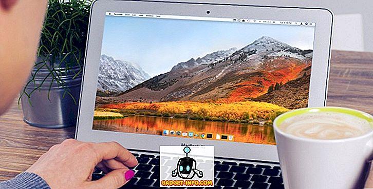 Sådan Hide Desktop ikoner på Mac