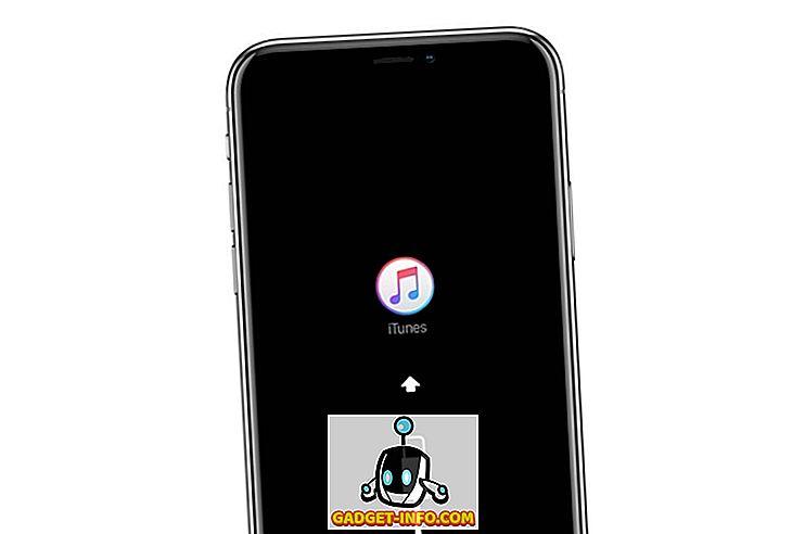 Kako prisiliti vnovični zagon ali Get Recovery, DFU Mode na iPhone X, 8 in 8 Plus