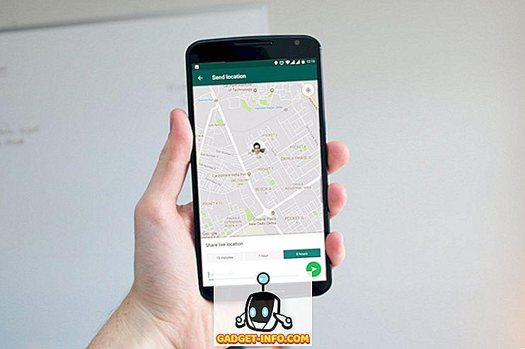kako: Kako uporabljati funkcijo WhatsApp Live Location