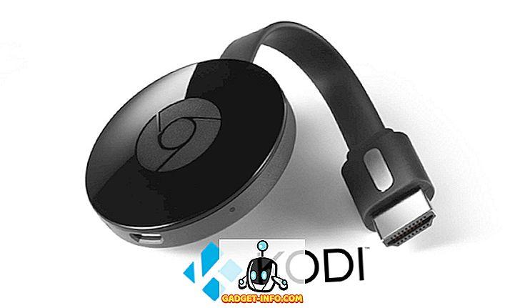 как да: Как да поток Kodi да Chromecast от Android или PC
