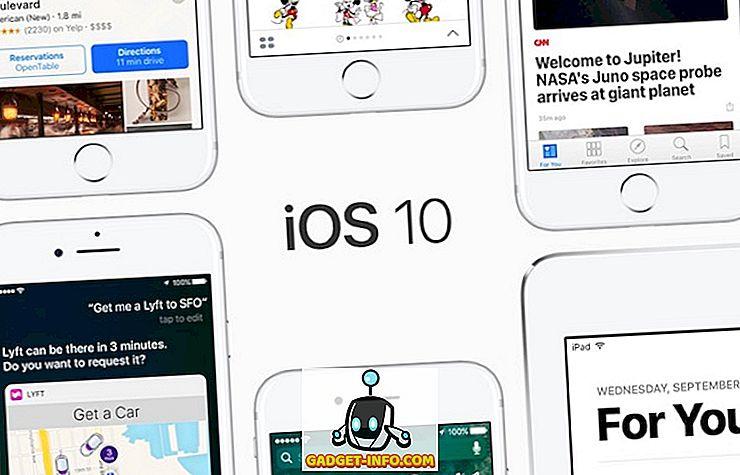วิธีอัปเดต iPhone ของคุณจาก iOS 10 Beta เป็น iOS 10 สาธารณะ