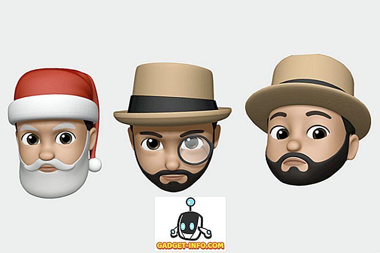 Как да създадете свой собствен Memoji в iOS 12