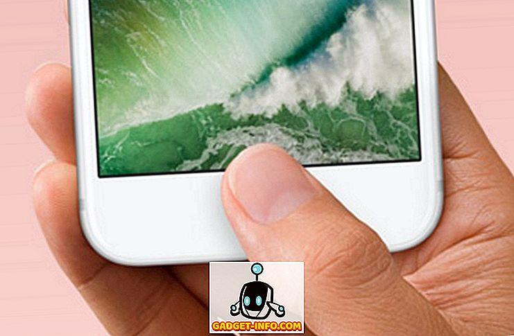 kuidas: Touch ID IDA ajutine keelamine iOS 11-s