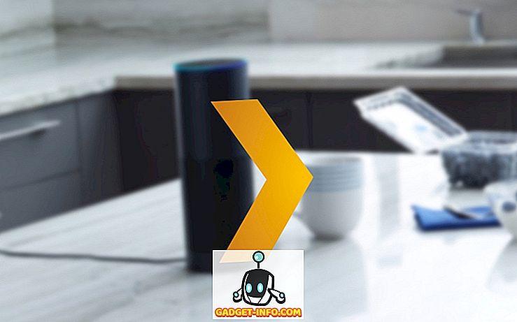Kuidas integreerida ja kasutada Plexi Amazon Echo'ga